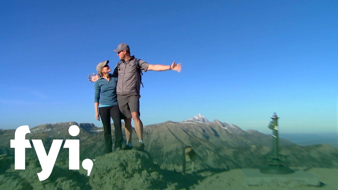 Tiny House Hunting Going Tiny In The Tetons Season 1