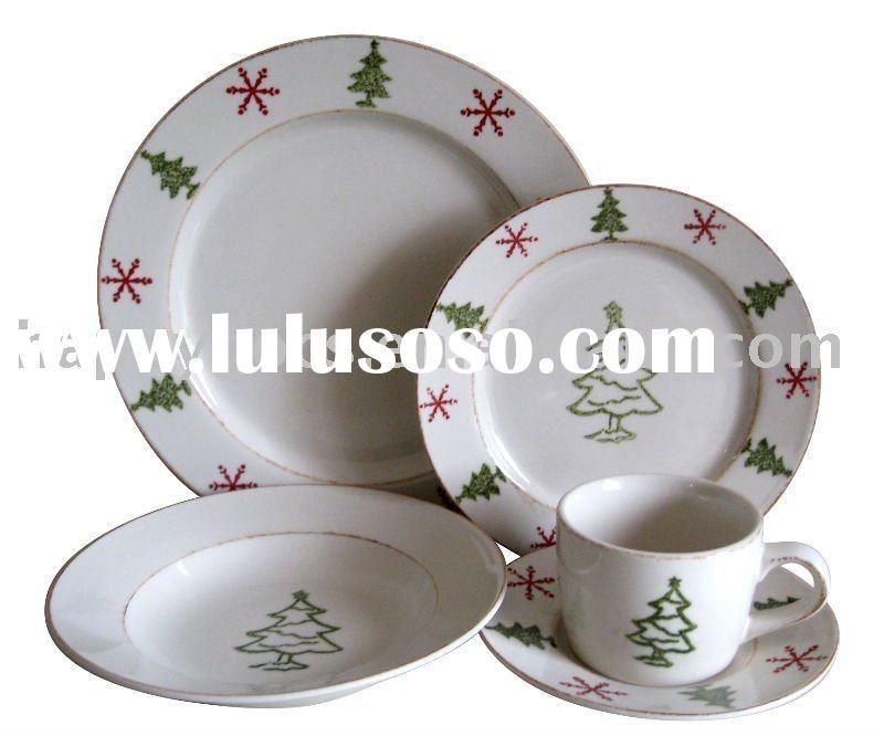 Christmas Dishes Stoneware Dinnerware Stoneware Dinnerware Manufacturers In Lulusoso Christmas Dinnerware China Dinnerware Sets Christmas Dishes
