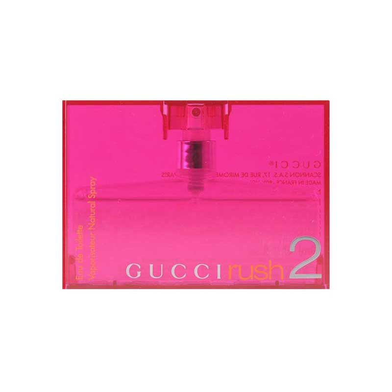 13d5982f31 Discover Gucci Rush 2 Eau de Toilette Spray from Fragrance Direct. Shop top  brand name fragrances and skin care products at a great price.