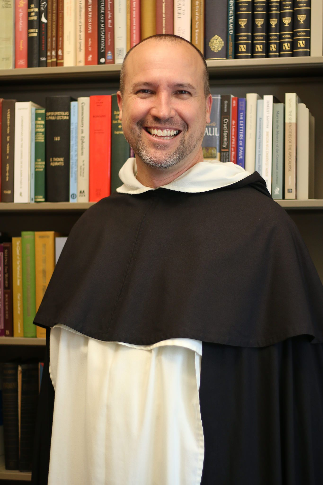 https://flic.kr/p/GGj85B | Fr. Benedict Croell OP | Fr. Benedict Croell, O.P., a Dominican friar, hails from Colorado. He studied at Colorado State University, Providence College (RI), the Dominican House of Studies in Washington, D.C. and the Pontifical University of St. Thomas Aquinas (Angelicum) in Rome. He has served in parish, university and itinerant preaching ministries. He also served 5 years in the Order's East African missions where he was novice master for friars in their initial…
