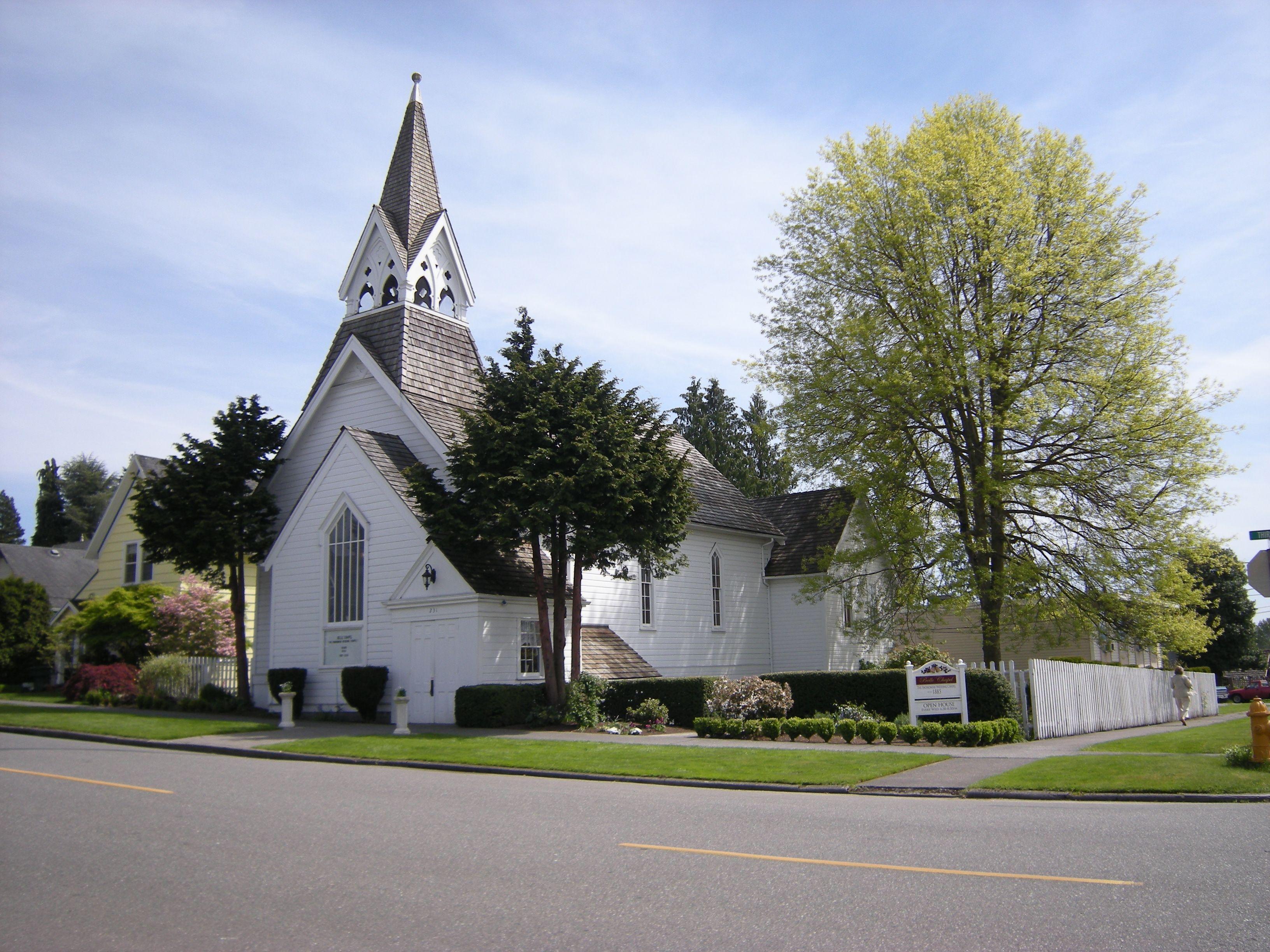 Belle Chapel File Snohomish Wa 01 Jpg Wikimedia