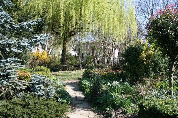 Secret Gardens of London