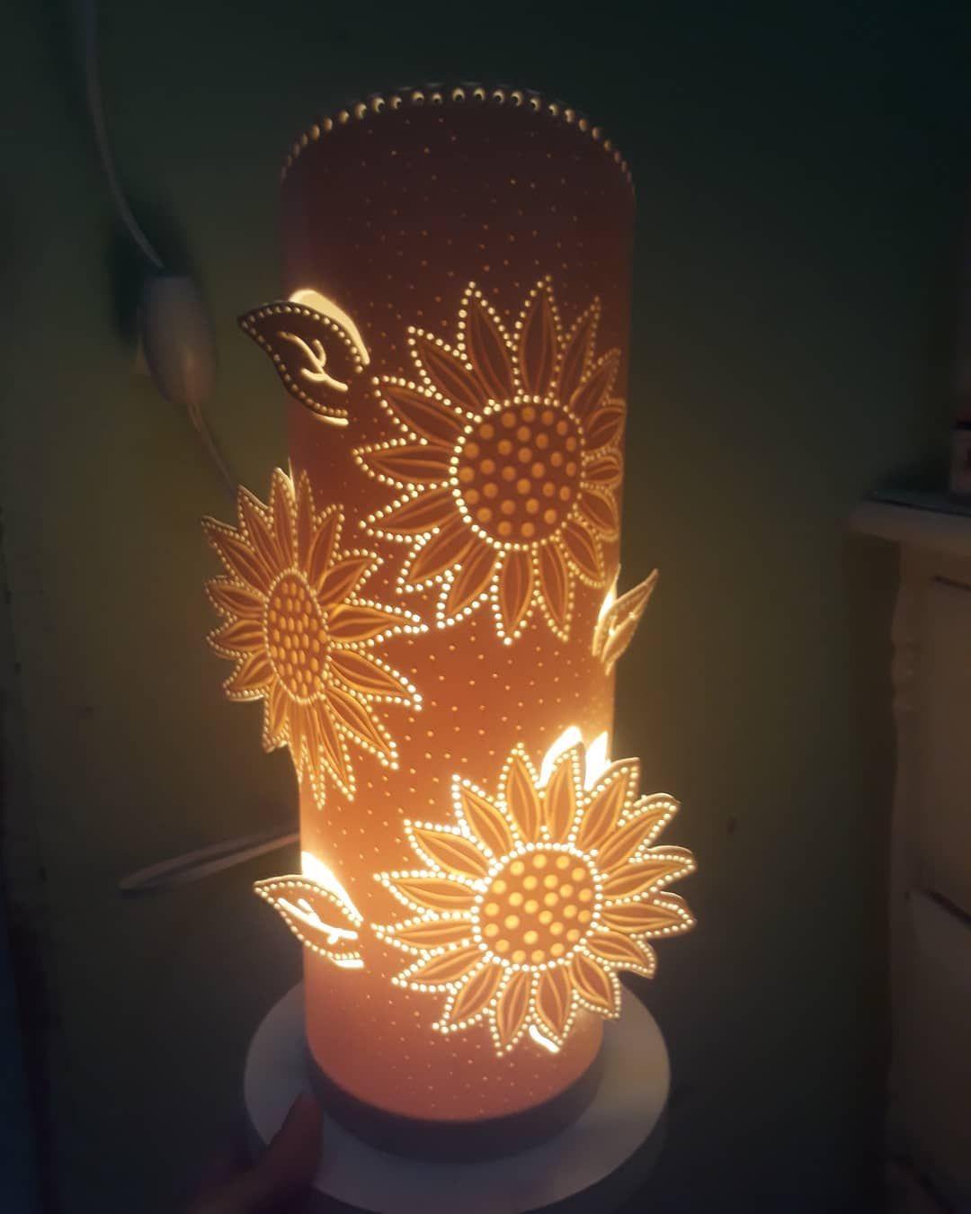 Luminaria Girassol Encomendas Pelo Whatsapp 85987165370