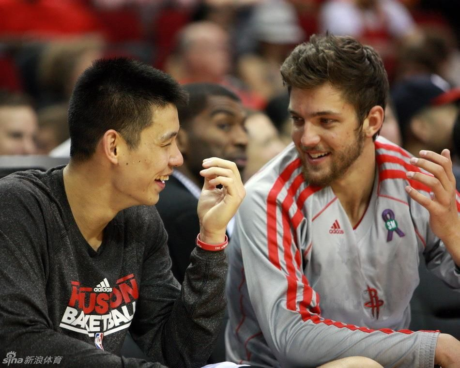 Jeremy lin and chandler parsons the best bromance in the nba jeremy lin and chandler parsons the best bromance in the nba m4hsunfo