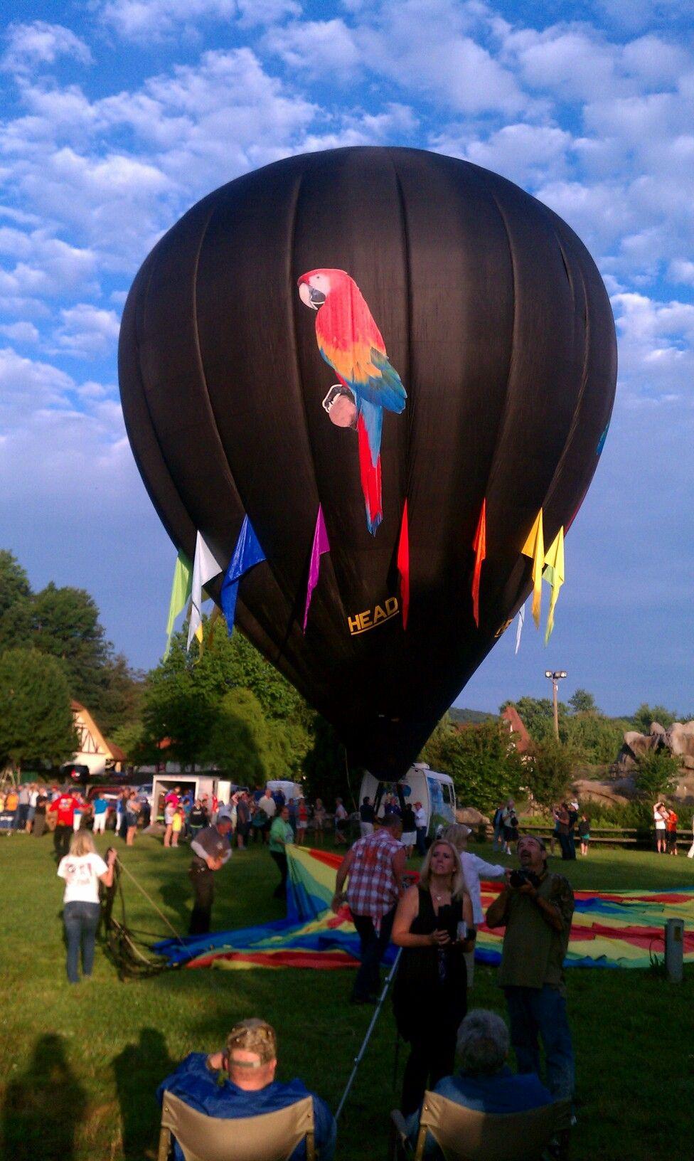 Helen, GA (With images) Hot air ballon, Balloon race