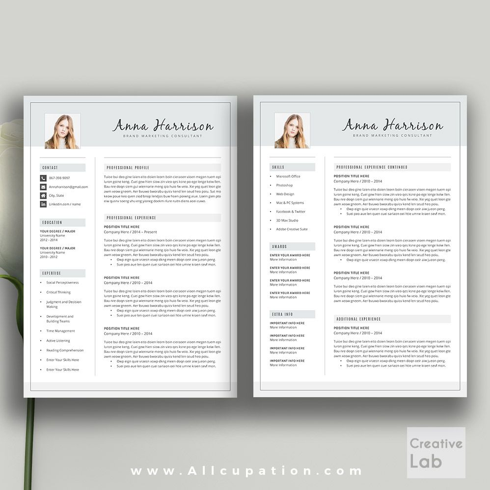 How To Create A Cover Letter Creative Resume Template Cover Letter Word Modern Simple Teacher .