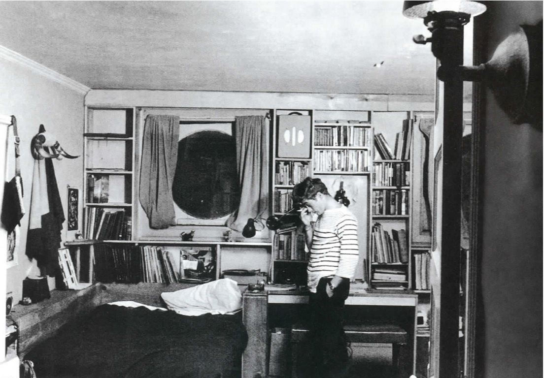 James Dean's apartment