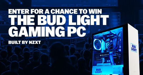 Win BUD LIGHT GAMING PC ($3000 value) {US} 10/31/2017 via... IFTTT reddit giveaways freebies contests