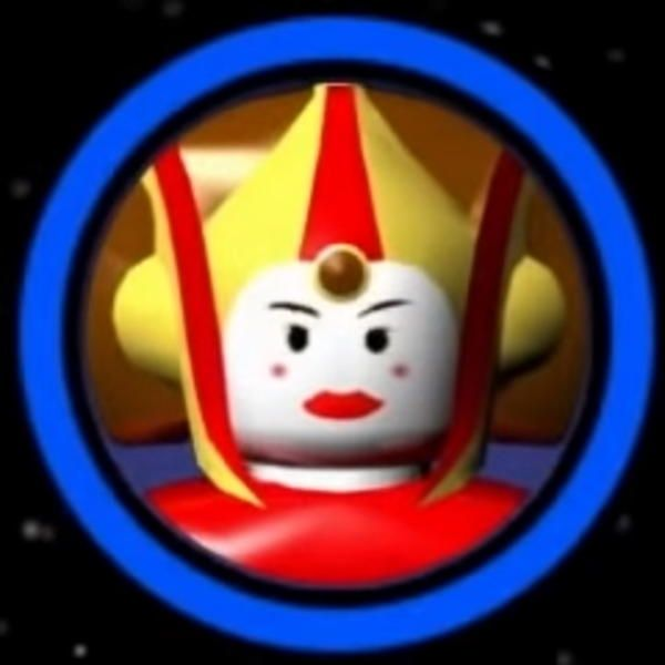Photo of Queen Amidala Lego Star Wars Icon | Lego Star Wars Icons