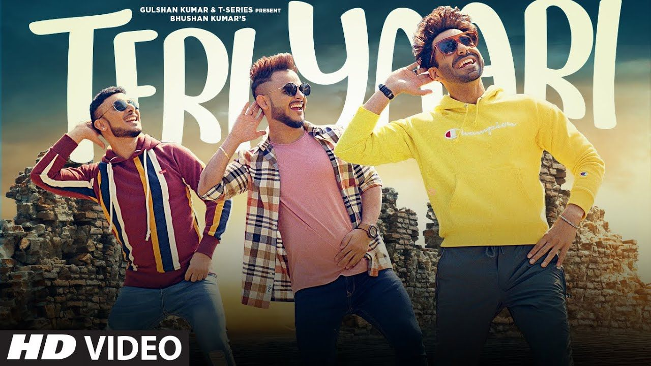 Teri Yaari Milind Gaba Song Lyrics in 2020 Song lyrics