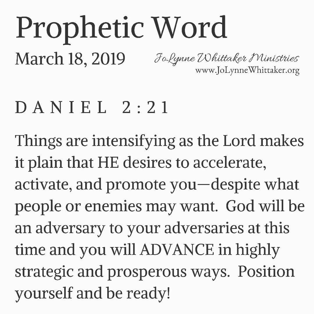 """Prophet JoLynne Whittaker on Instagram: """"    🔥💥WHITE HOT PROPHETIC"""