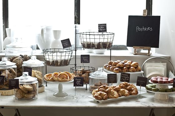 Take A Peek At Starr S Granite Hill At The Philadelphia Museum Of Art Pastry Display Cafe Food Food Display