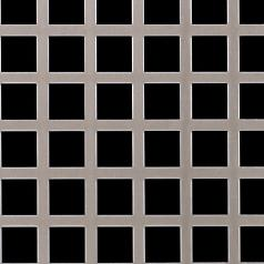 Mcnichols Perforated Metal Square Carbon Steel Cold Rolled 16 Gauge 0598 Thick 3 4 Square On 1 Straight Centers In 2020 Perforated Metal Carbon Steel Metal