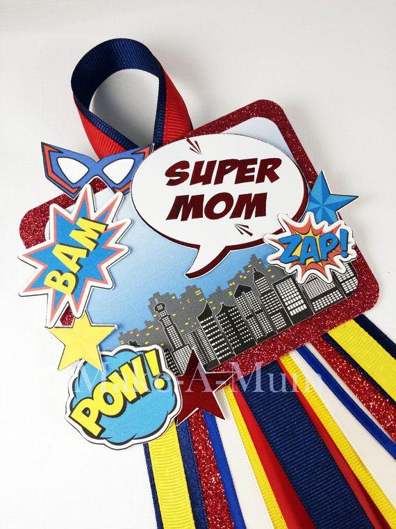 Superhero baby shower Super hero Baby Shower by MakeAMum on Etsy
