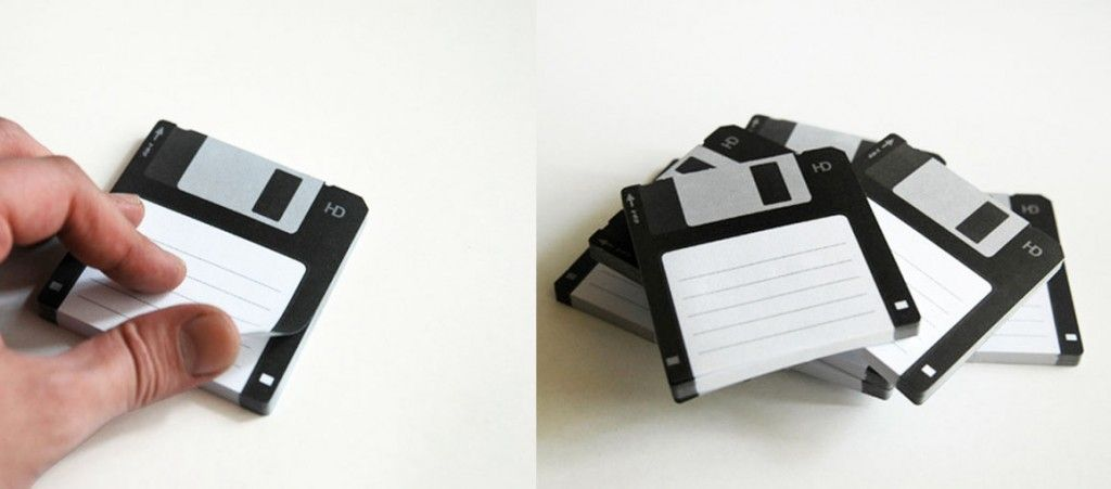 post-it-diskette