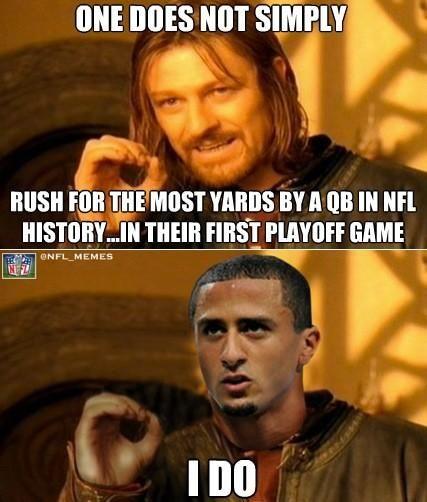 NFL Memes on Twitter | Nfl memes, Nfl funny, Kaepernick