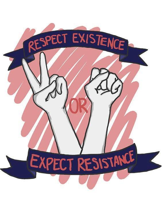 Pin By Amanda Rohlke On Women S March Poster Ideas Feminism Intersectional Feminism Feminist Af