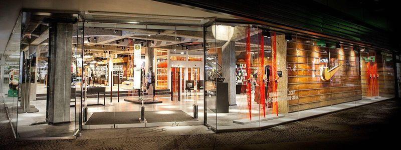 Neuer Nike Store in Berlin mit umfassenden Service
