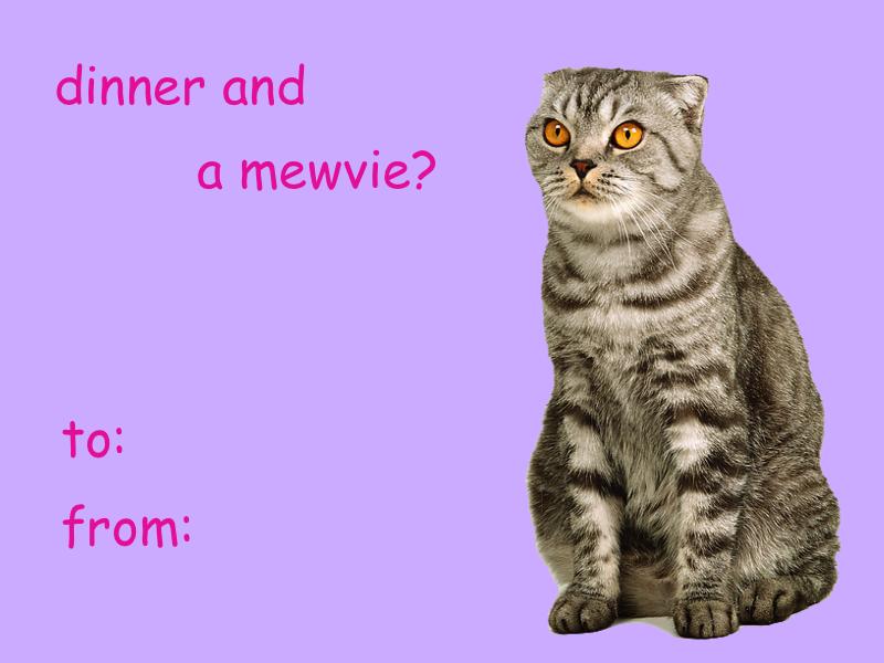 cat valentine - Cat Valentine Cards