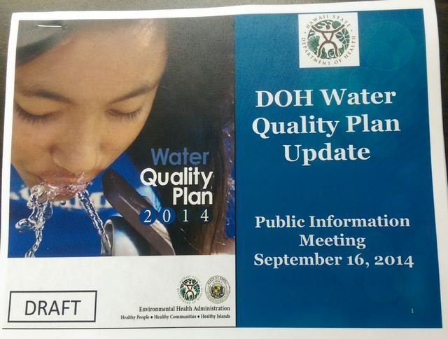 As the Hawaii Department of Health works on the first update to its water quality plan since 1990 — the impact of wastewater on water quality and what should be done about it. TEL(808) 260-3558 www.UndergroundInspections.com #Oahu #Honolulu #Hawaii
