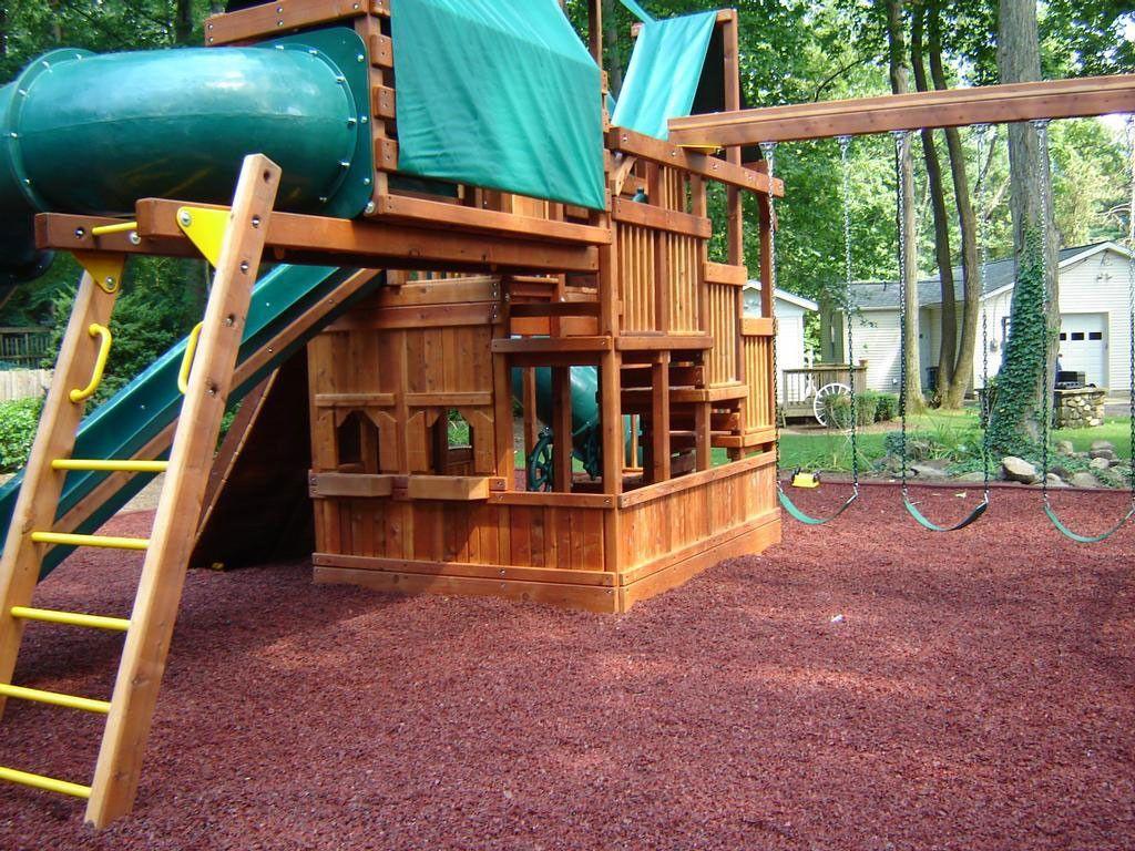 Backyard Dog Playground Ideas