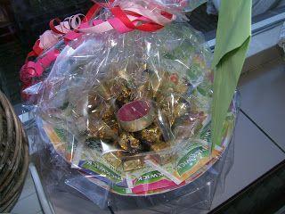 Kaatje Kip blog - theeboeket - bouquet of tea