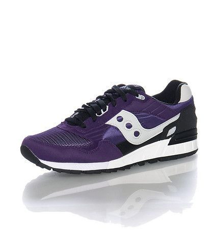 SAUCONY MENS SHADOW 5000 SNEAKER Purple