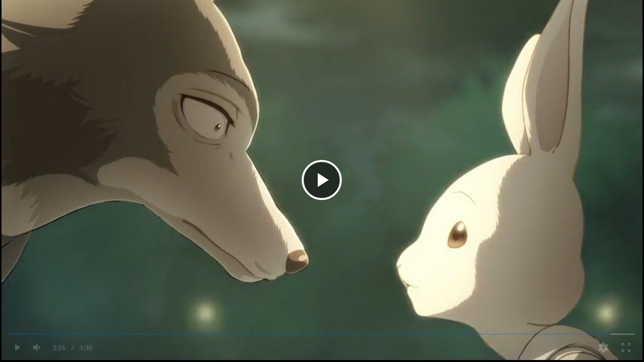 TVアニメ「BEASTARS」 第2期 YOASOBI 『怪物』スペシャルエンディング