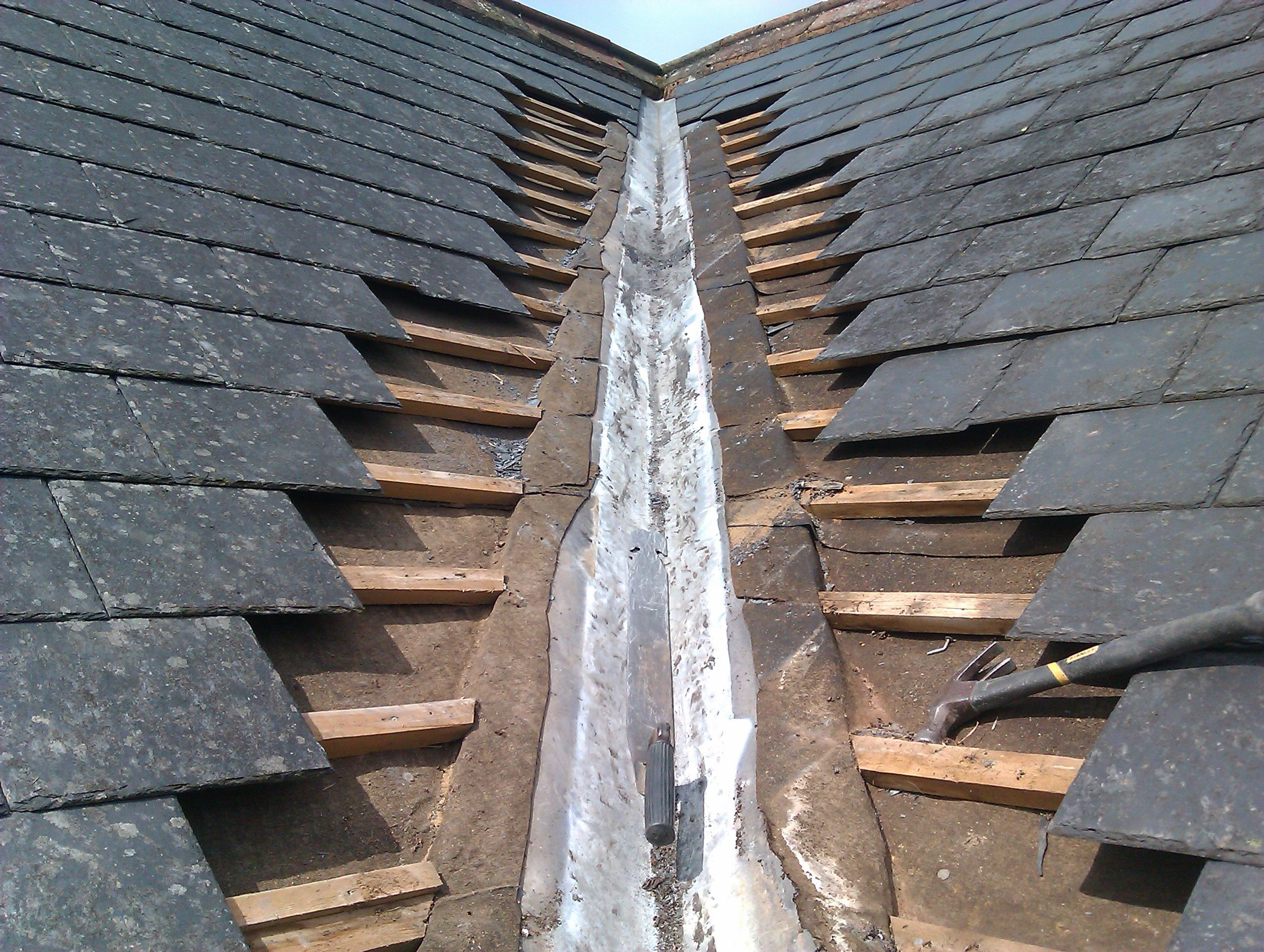 We Show You How To Track Down And Fix The Most Common Types Of Roof Leaks