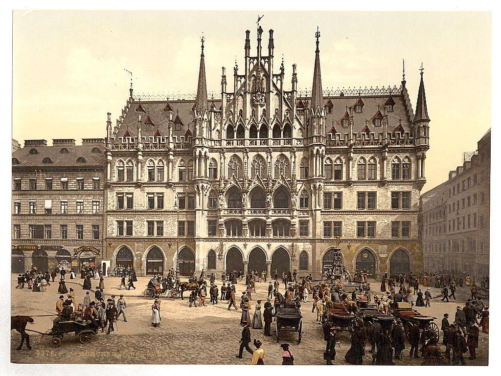Старая германия картинки