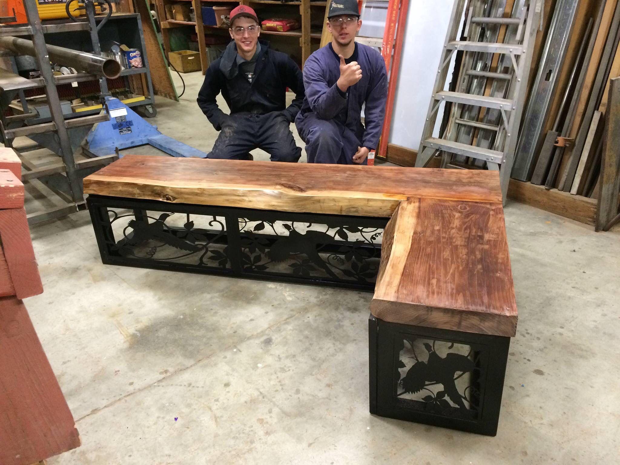 Redwood Slab Bench Redwood Slabs Wood Slab Slab