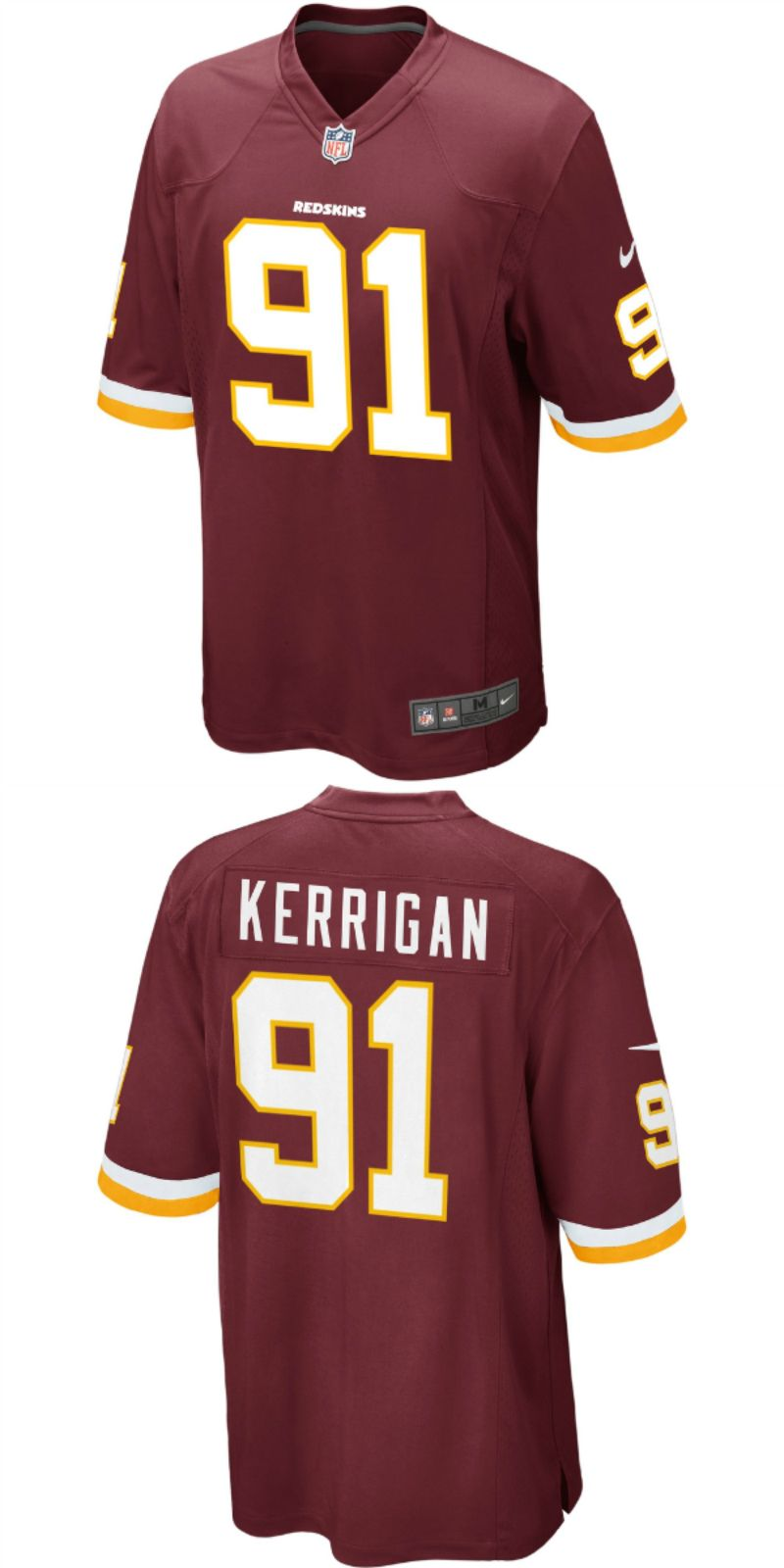 new style 3beba 39335 Ryan Kerrigan Washington Redskins football Jersey | NFL ...