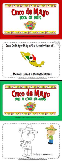 Cinco de Mayo | Kindergarten social studies, Holiday ...