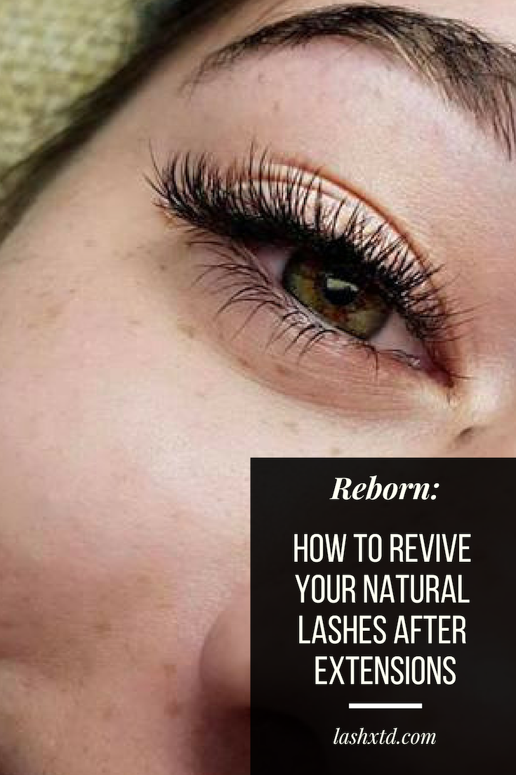 39746a048c2 REBORN: HOW TO REVIVE YOUR NATURAL LASHES AFTER EXTENSIONS - Lash  Extensions by themselves do not cause damage to the virgin lashes but  sometimes improper ...