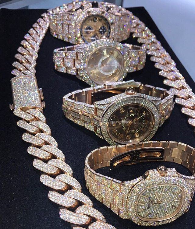Thatsballer All Rose Gold Line Up Is Looking Tough