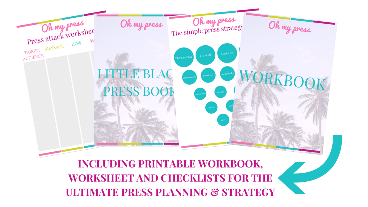 Oh My Press In 3 Months Your Biz Or Blog S First Press