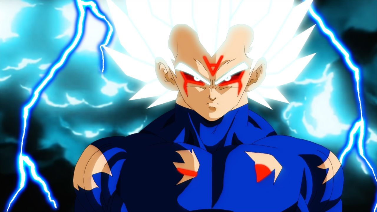 Anime War Vegeta Super Saiyan White Royal Bloodline Transformation Anime Dragon Ball Super Dragon Ball Super Manga Dragon Ball Wallpapers