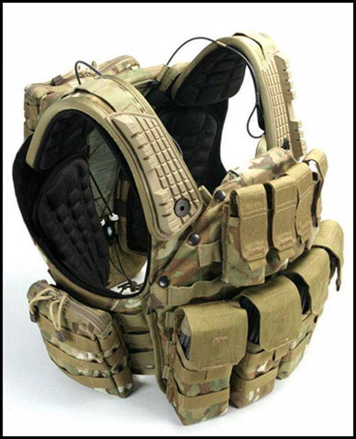Futuristic Warrior Art | Emdom USA products mounted on the ...