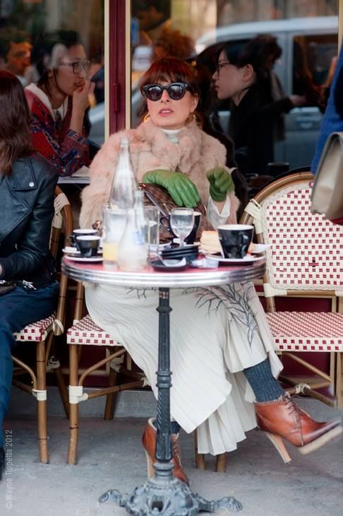Street Style Aesthetic – #cafe