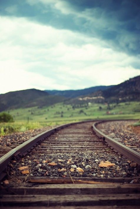Railroad Railways Pinterest Railroad Tracks