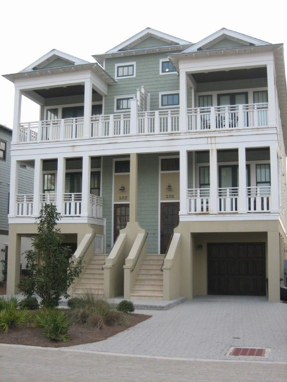Inlet Beach Vacation Rental Vrbo 352922 6 Br Beaches Of South