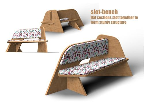 innovative furniture designs. 16 Innovative And Unusual Bench Designs Furniture E