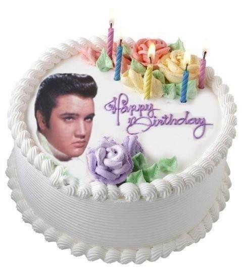 Happy Birthday, Elvis! January 8, 1935 I Love You Still
