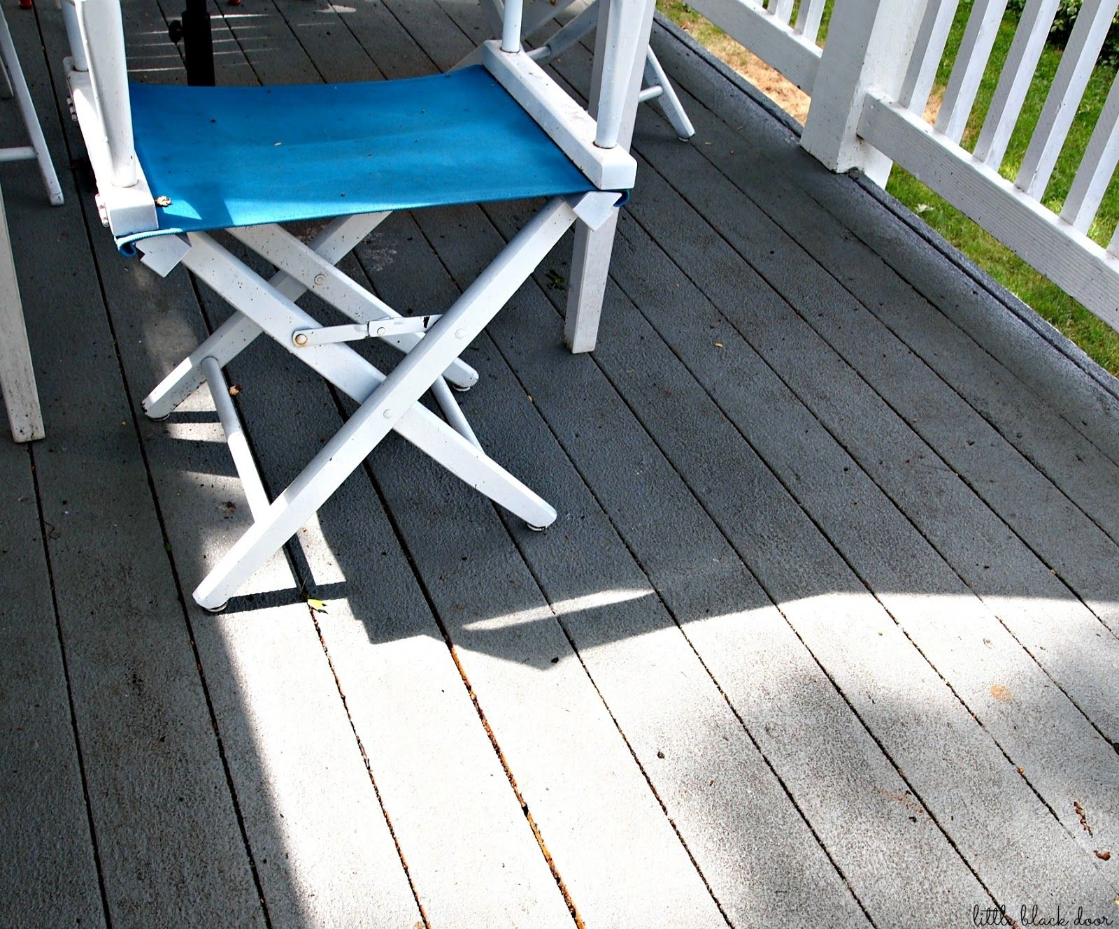 The Deck A Year Later Restore Armor Review Deck Restoration