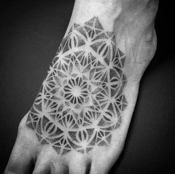 tattoo on foot #Foottattoos