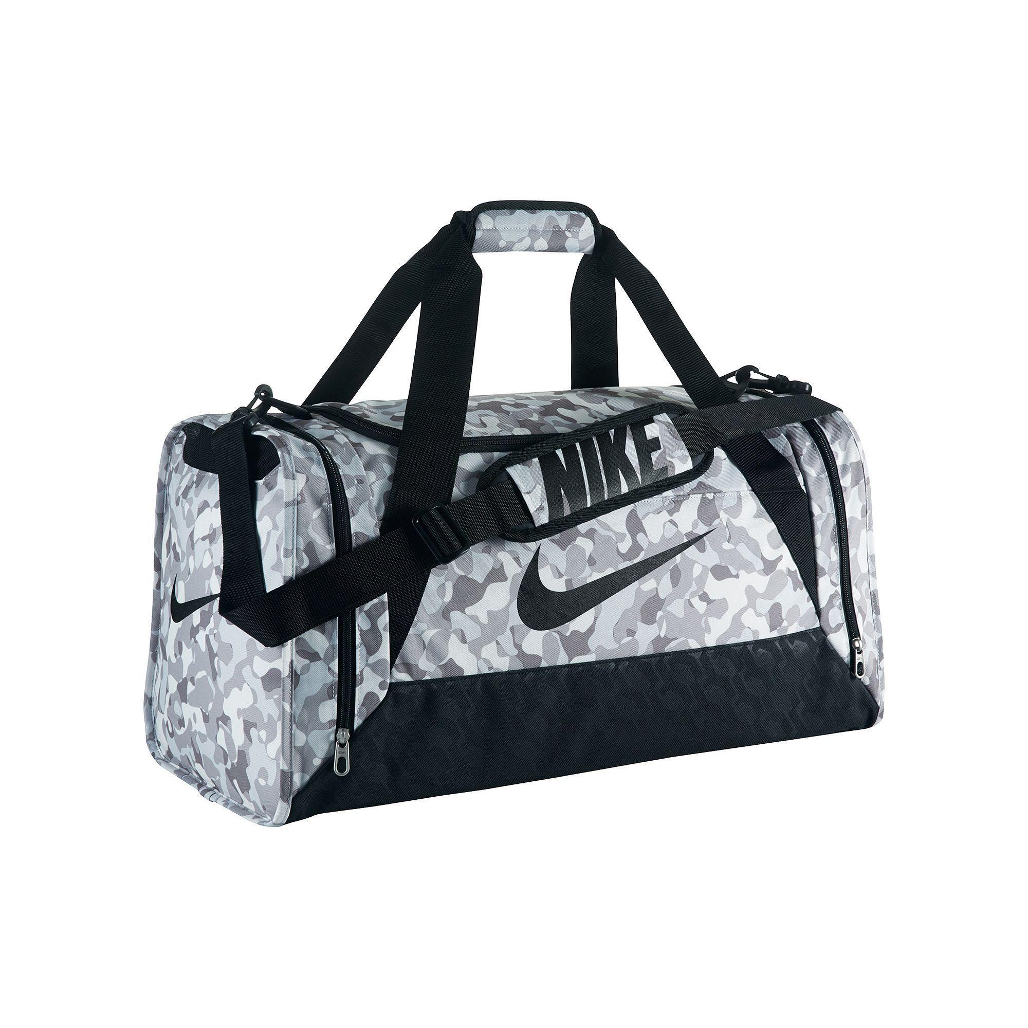 Duffel Bags Nike Brasilia 6 Duffel Bag Nike Brasilia