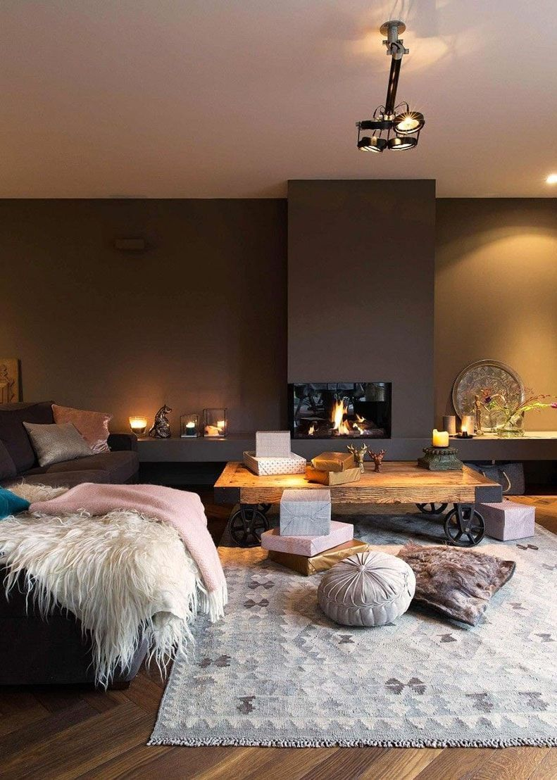 ✓ Salon cocooning : 12 idées pour créer un salon cosy et