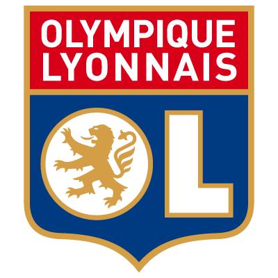 Olympique Lyon Lyon Football Team Logos Football Logo