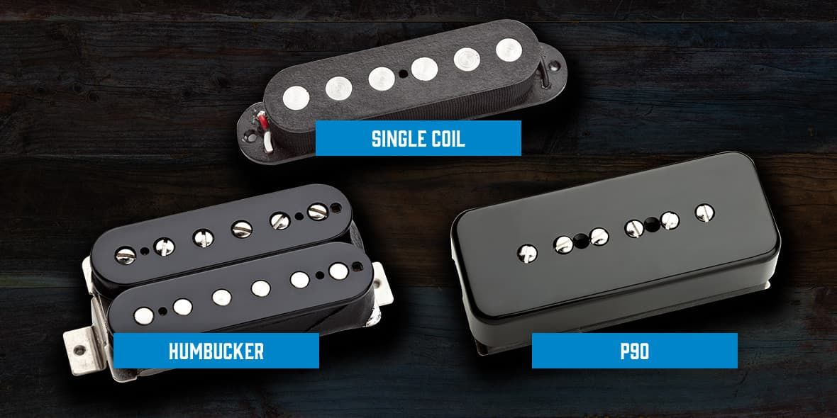 Types Of Guitar Pickup All You Need To Know Ganatunes Guitar Pickups Guitar Types Of Guitar