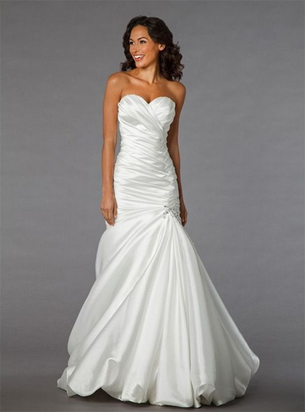 Wedding Dress For Your Body Type SHOP Styles Every Shape